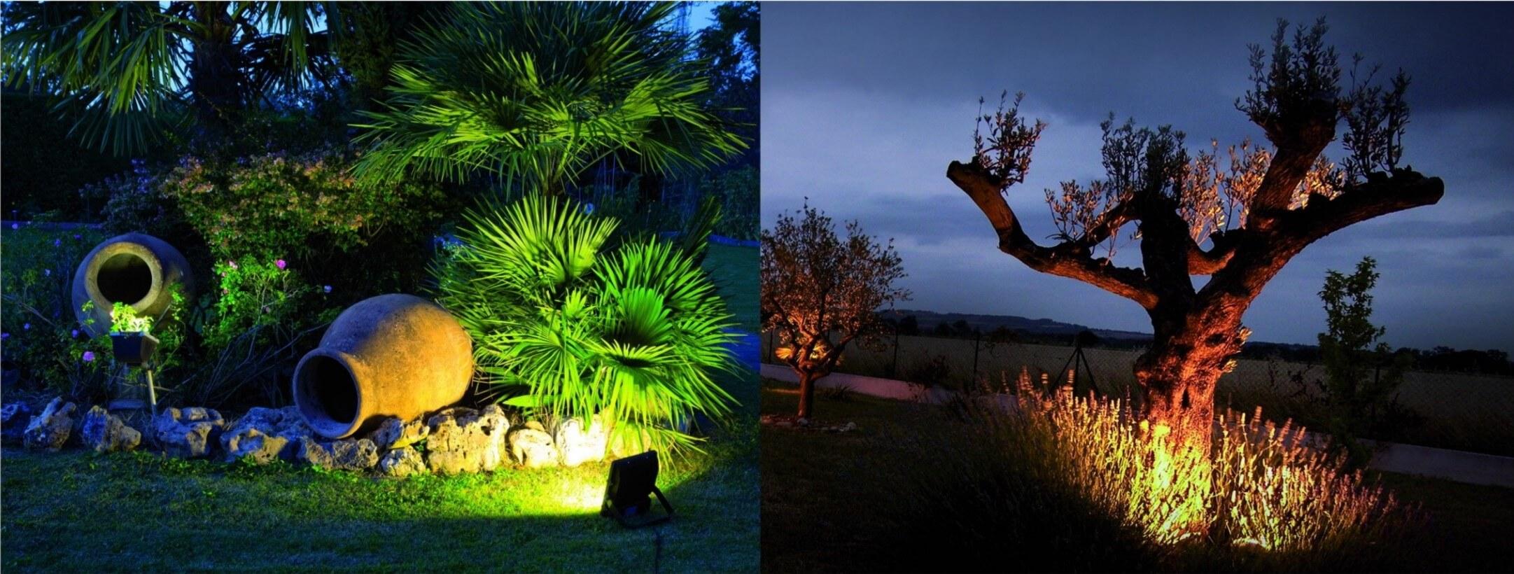 EASY CONNECT - N°1 de l\'illumination et éclairage de jardin raccordable