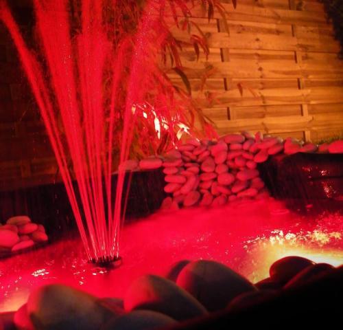 éclairage rouge pour bassin Easy Connect