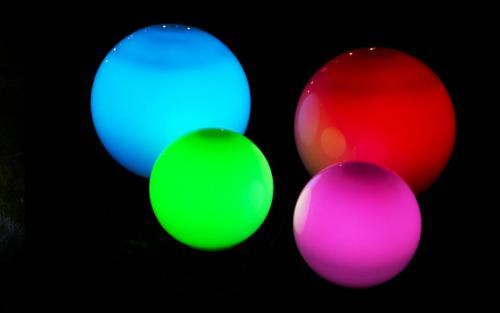 sphères couleurs Easy Connect