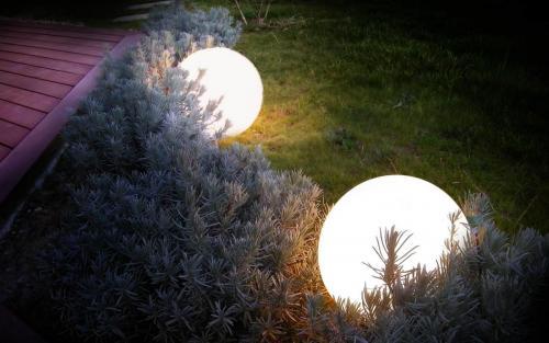 sphère jardin Easy Connect