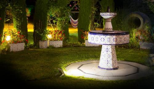 jardin illuminé Easy Connect